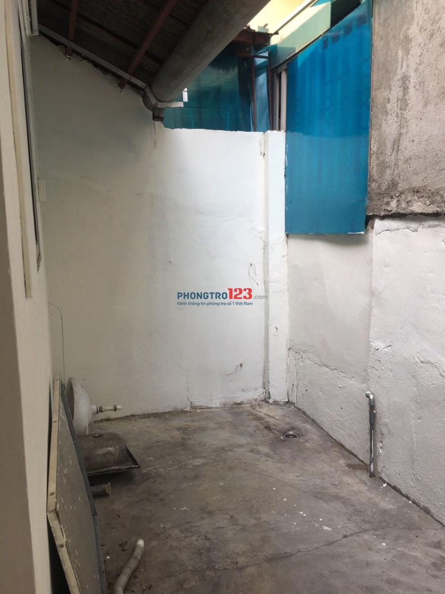 Cho thuê nhà nguyên căn 120m2, nở hậu, mặt tiền Linh Đông, Thủ Đức