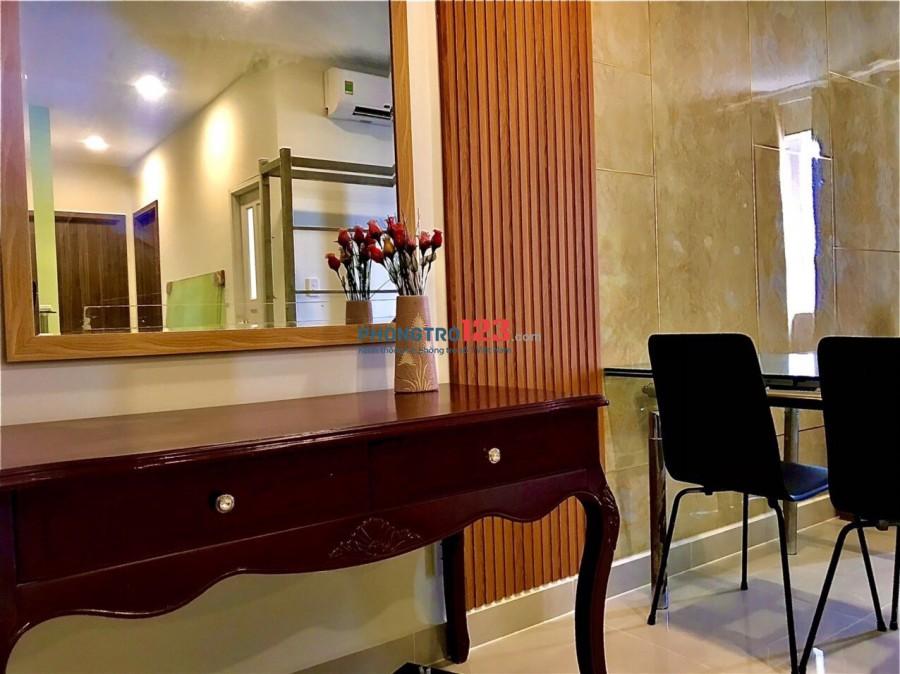 Cho thuê căn hộ Topaz Elite Quận 8 đi Q1 có 5p. Full nội thất 79m2