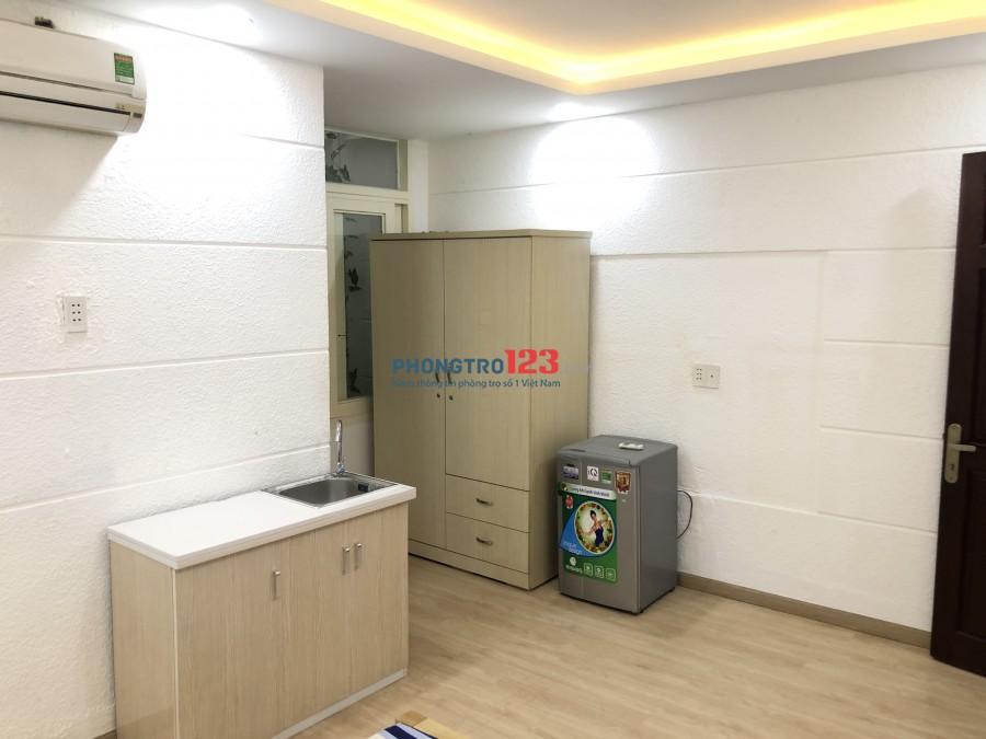 Phòng 4.5tr và 5.5tr Trần Đình Xu full nội thất gần Cine Ng Trãi