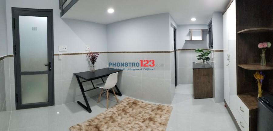 Chính Chủ cho thuê căn hộ mới xây rộng rãi thoáng mát 28m2