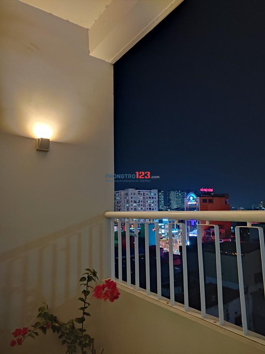 Chung cư 2PN Full NT 60m2 Trung tâm Q11
