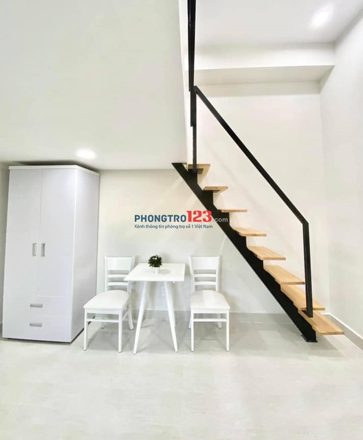 Chung cư mini mới xây - máy lạnh - an ninh Phan Huy Ích P14 Gò Vấp