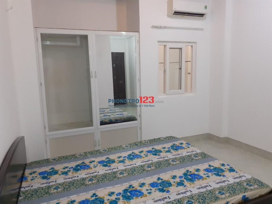 Cho thuê phòng chính chủ Tân Định - Q.1 - 4 triệu