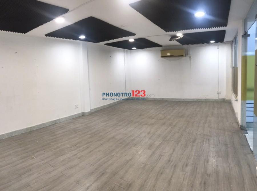 Chính chủ cho thuê văn phòng tòa nhà mặt tiền 282 Phan Xích Long P2 Q Phú Nhuận