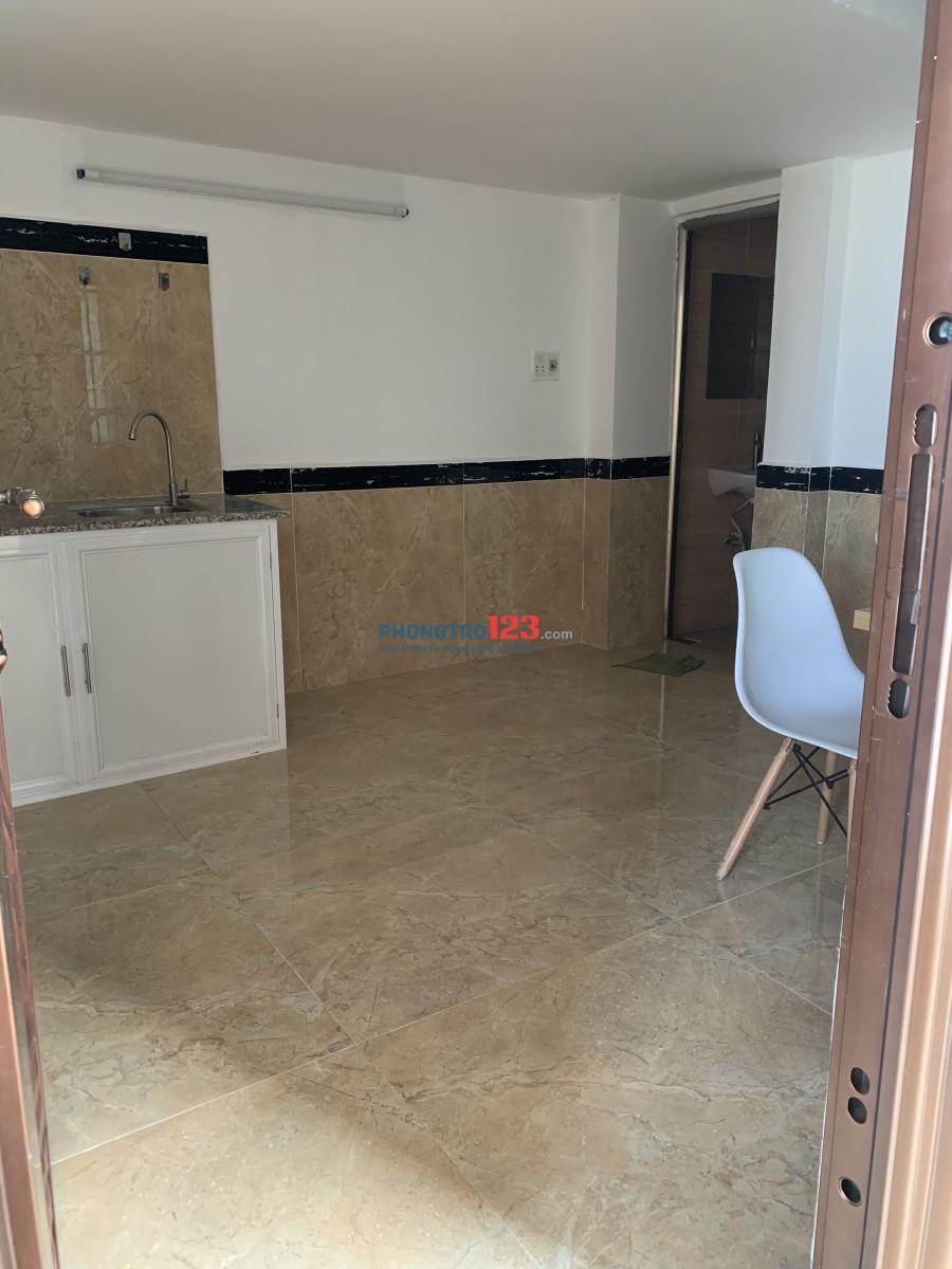 Phòng trọ Q4 có gác FULL NỘI THẤT sạch, thoáng mát, an ninh