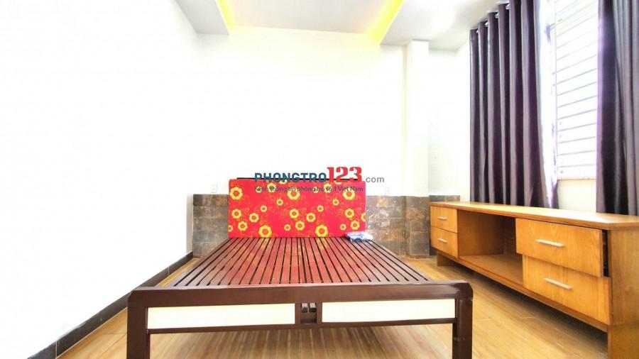 Căn hộ Bờ Bao Tân Thắng_Ban công_Full nội thất_Bếp riêng_Gần Aeon Tân Phú