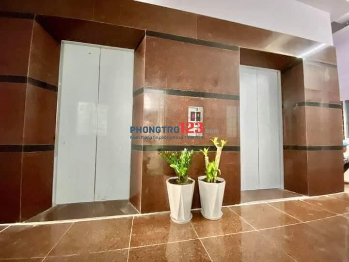 Cho thuê phòng mới xây tại 449/17 Trường Chinh P14 Q Tân Bình giá từ 3tr/th