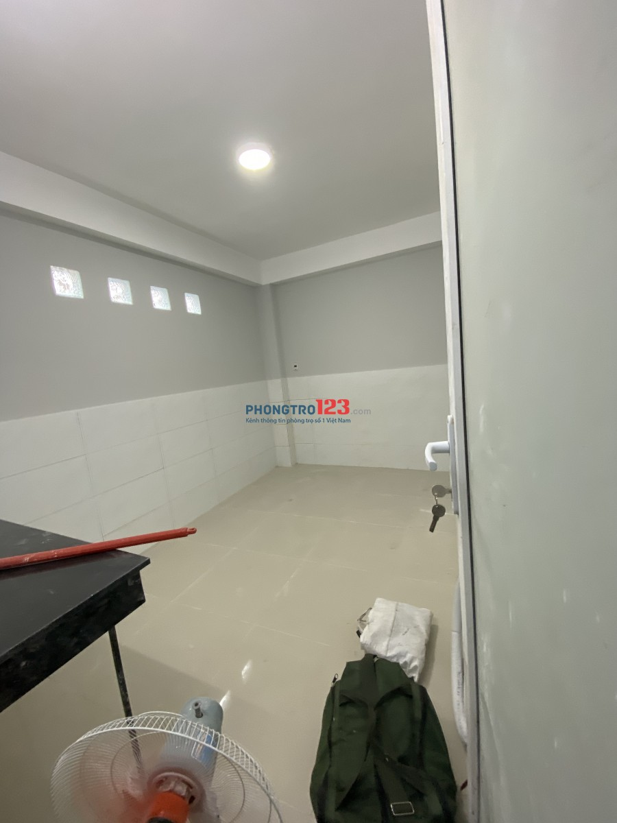 Phòng trọ cao cấp full nội thất Gò Vấp