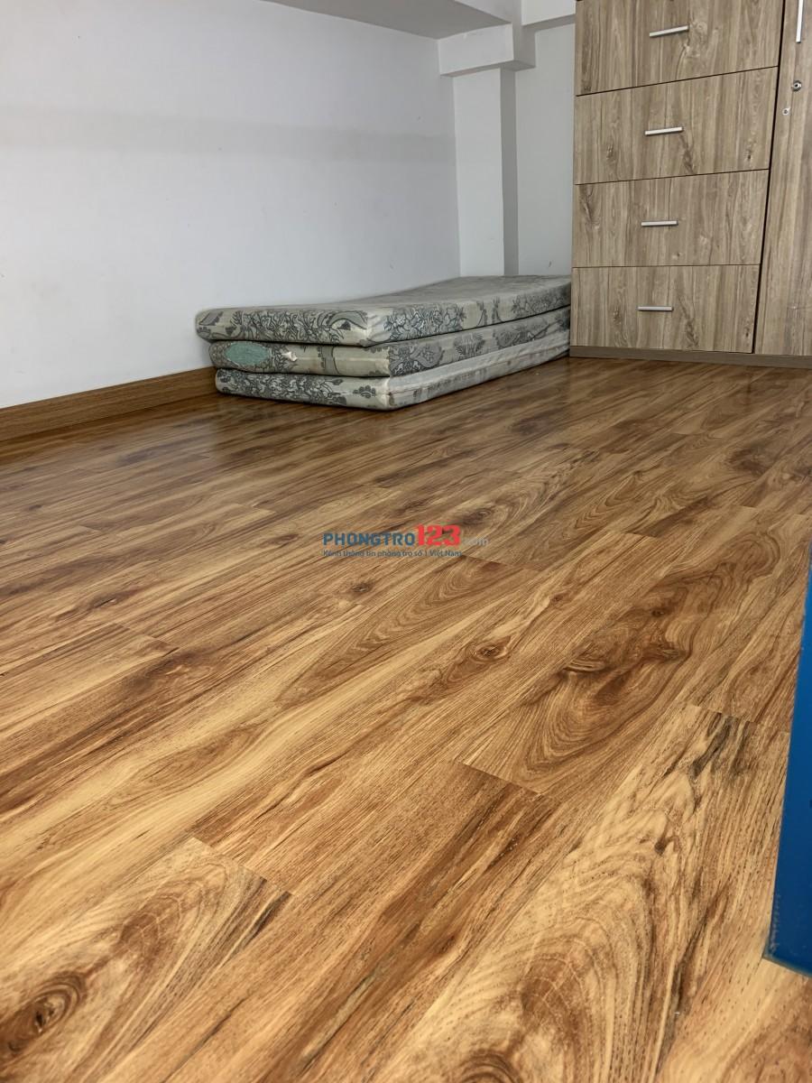 Phòng trọ Q4 - CÓ GÁC - FULL NỘI THẤT - sạch đẹp