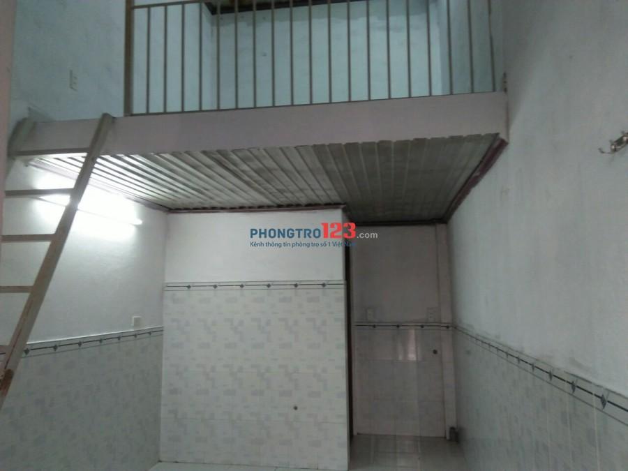 Cho thuê phòng trọ đường Trần Thị Do, Phường Hiệp Thành, Quận 12