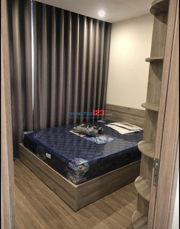 Cho thuê căn hộ Vinhome Q9 2PN.2WC Full nội thất cao cấp