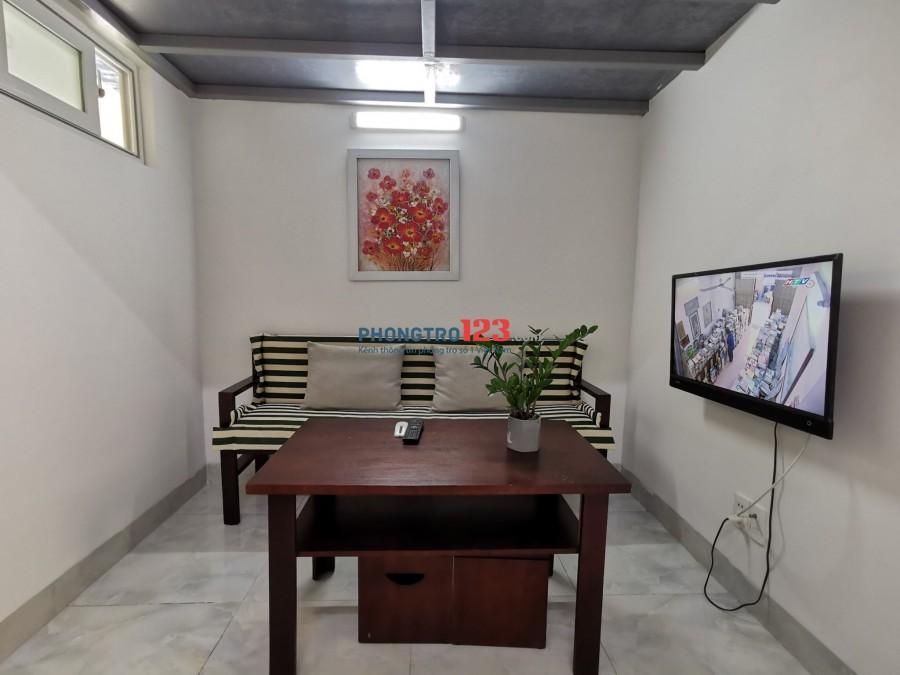 Giảm giá shock căn hộ mini full nội thất gần cầu Tân Thuận, quận 4