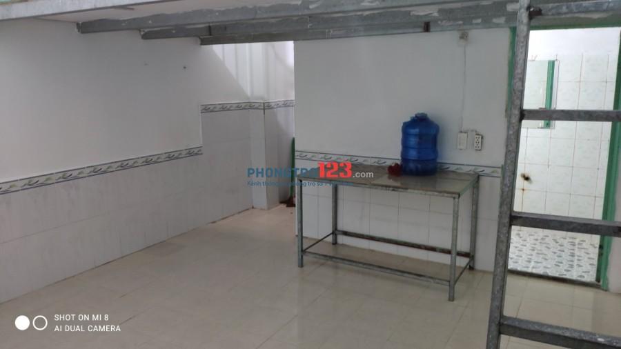 Phòng chính chủ giờ tự do đường Nơ Trang Long