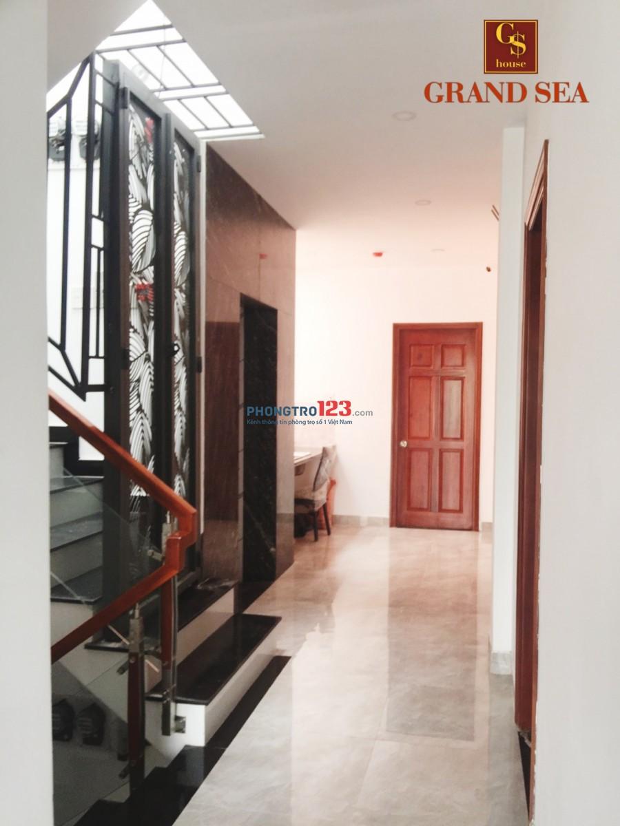 Cho thuê căn hộ Quận Bình Thạnh MỚI 100% - Giá chỉ 4tr/th (có ưu đãi thêm)