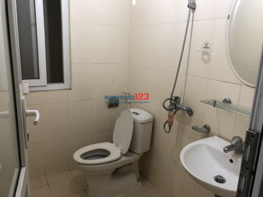 Cho thuê chung cư mini tầng 6 Số nhà 27 Ngõ 46 Đặng Văn Ngữ- P.Phương Liên- Đống Đa- Hà Nội