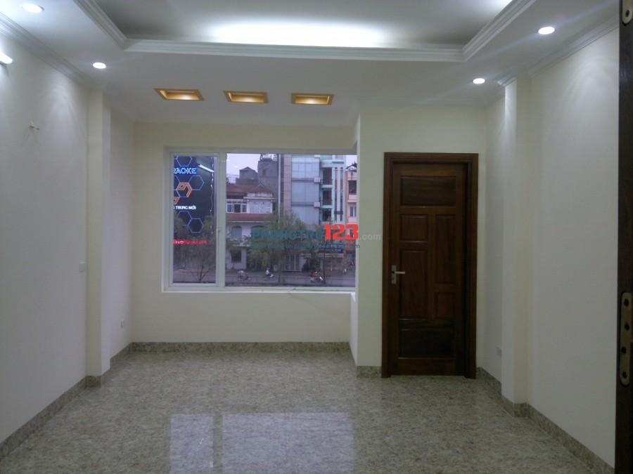 Cho thuê phòng trọ cao cấp tại gần Ngã Tư Sở - Hà Nội. Ful nội thất, chính chủ, nhà 7 tầng mới xây, có thang máy