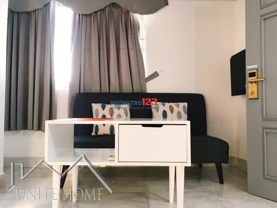 Căn hộ duplex full nội thất đầy đủ tiện nghi