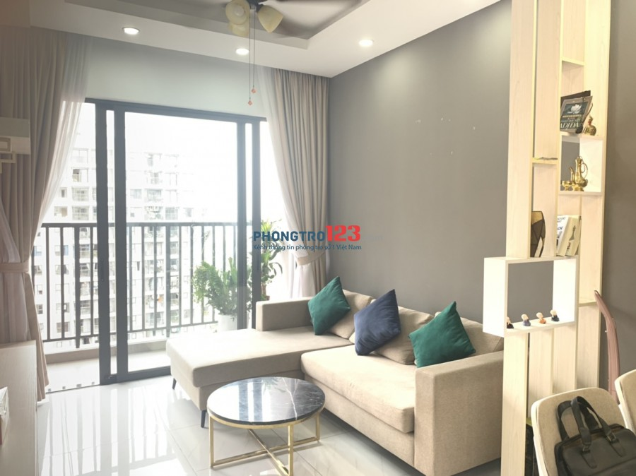 Chính chủ cho thuê CH Sapphire Khang Điền Q9 67m2 2pn Full nội thất giá 10tr/th