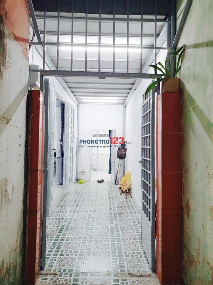 Nhà trọ 30m2 - điện nước nhà nước - free wifi