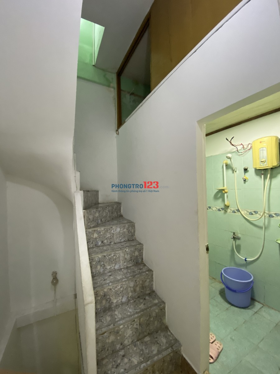 Cho thuê nhà NC Có nội thất HXH tại 137/11 Lê Văn Sỹ P13 Q Phú Nhuận giá 14tr/th