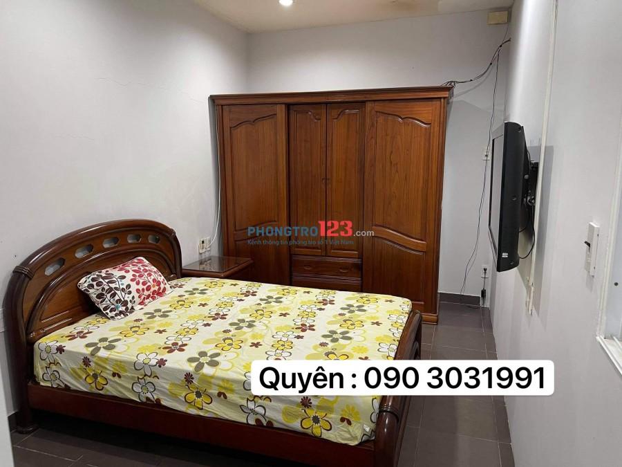 Cho thuê phòng trọ cao cấp 3999k