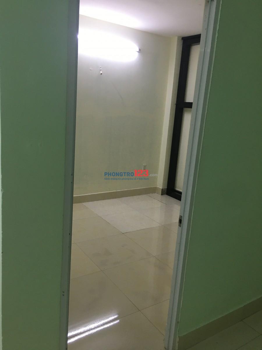 Phòng trọ rộng 45m2( trệt và gác đúc) Đình phong phú 3.6tr