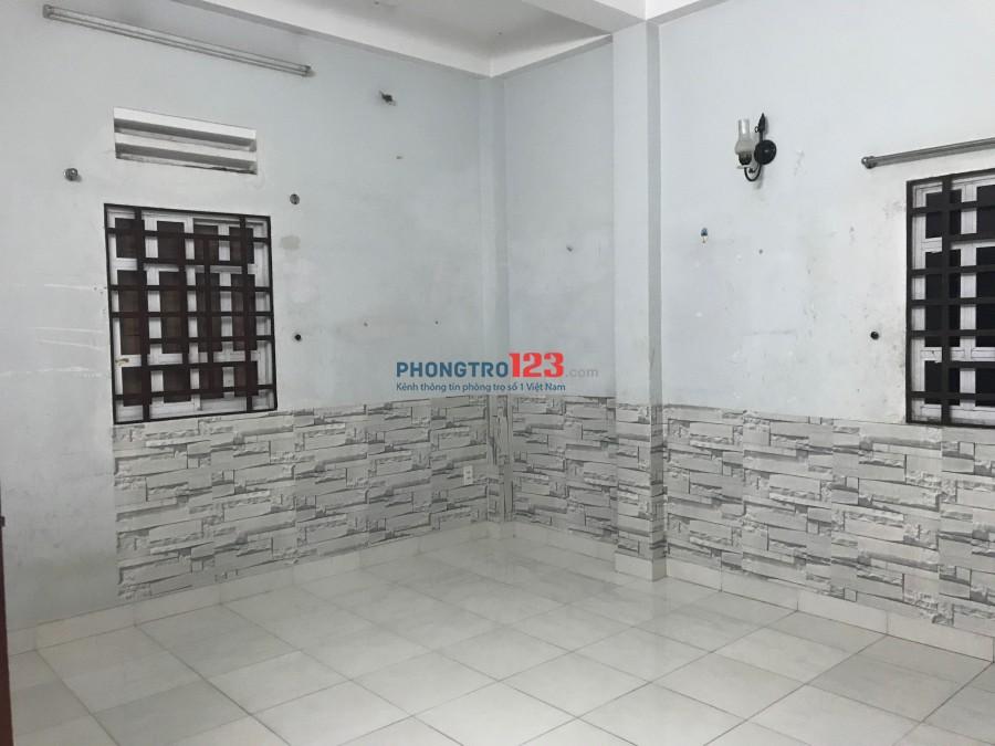 Phòng trọ giá rẻ Q.Tân Phú- 20m2