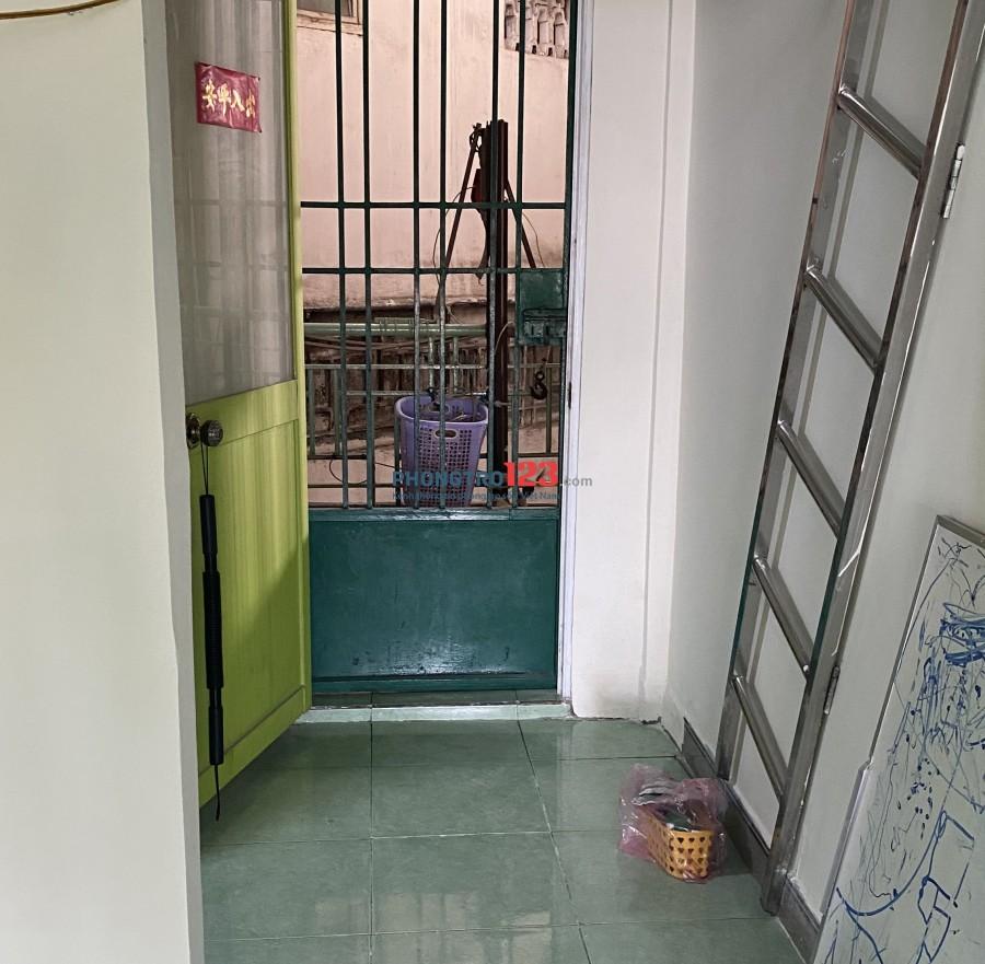 Căn Hộ Chung Cư Đường Ngô Gia Tự Q10-30M²