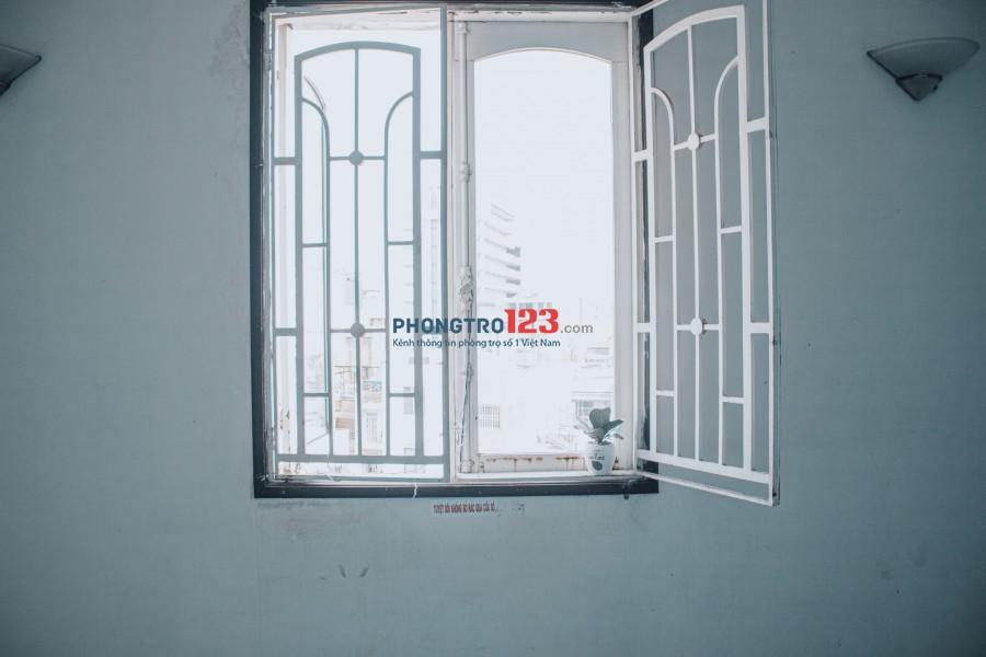 Phòng trọ có cửa sổ, ban công, sân thượng gần ĐH Hutech, Ung Văn Khiêm, D2, công viên Thanh Đa