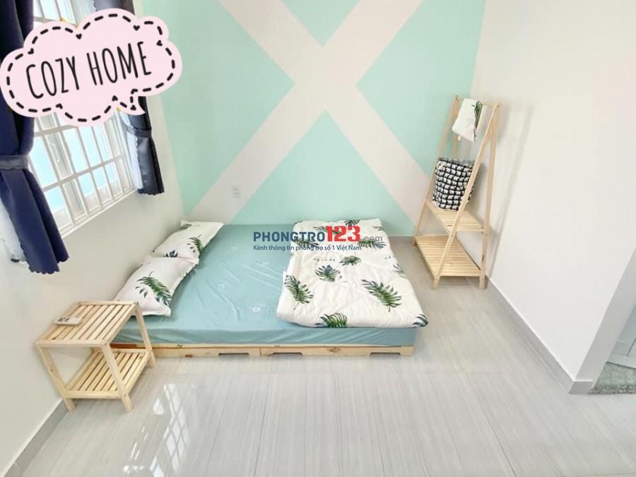 Phòng Trọ Full Nội Thất - Cozy Home