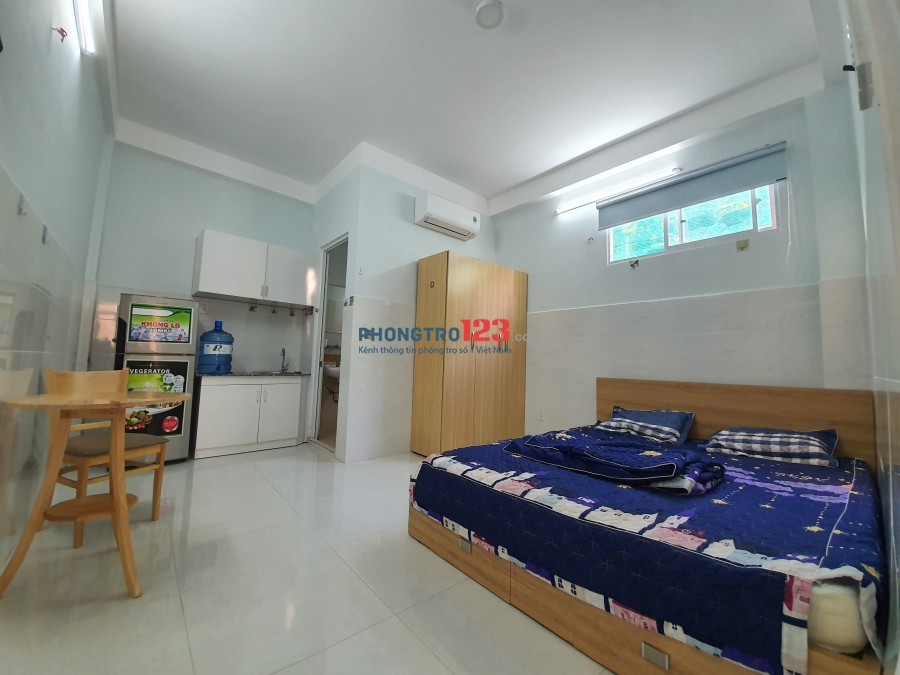 Chính chủ cho thuê Phòng trọ FULL nội thất cao cấp - 3,7 triệu - Trần Thánh Tông – Quận Tân Bình