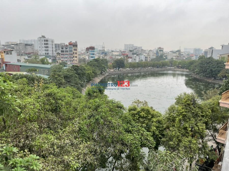 Cho thuê văn phòng số 42, ngõ 178 Giải Phóng view hồ Phương Liệt
