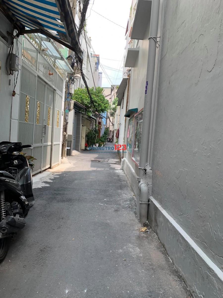 Cho thuê NHÀ NGUYÊN CĂN, đường Phan Xích Long P3 Q.Phú Nhuận