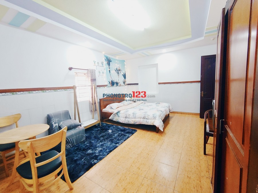 Phòng trọ cao cấp full nội thất SweetHome Gò Vấp