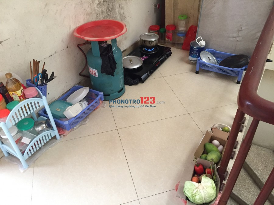 Tìm bạn nữ ở ghép tại ngõ 858 Kim Giang Nguyễn Xiển