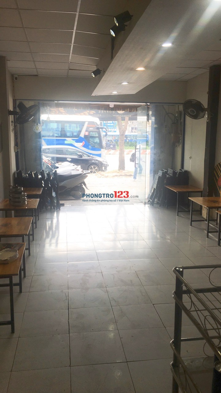 Cho thuê MB kinh doanh mặt tiền 385 Điện Biên Phủ P25 Q Bình Thạnh giá 5tr/th
