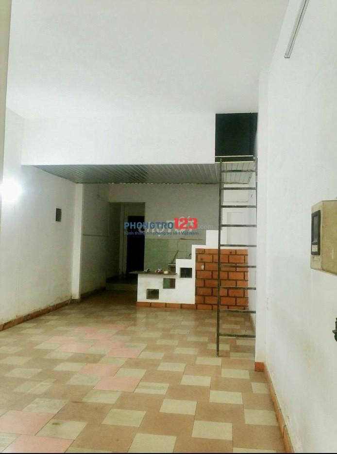 Chính chủ cho thuê nhà NC 4x28 mặt tiền 313 QL1A P Thạnh Xuân Q12 giá 10tr/th