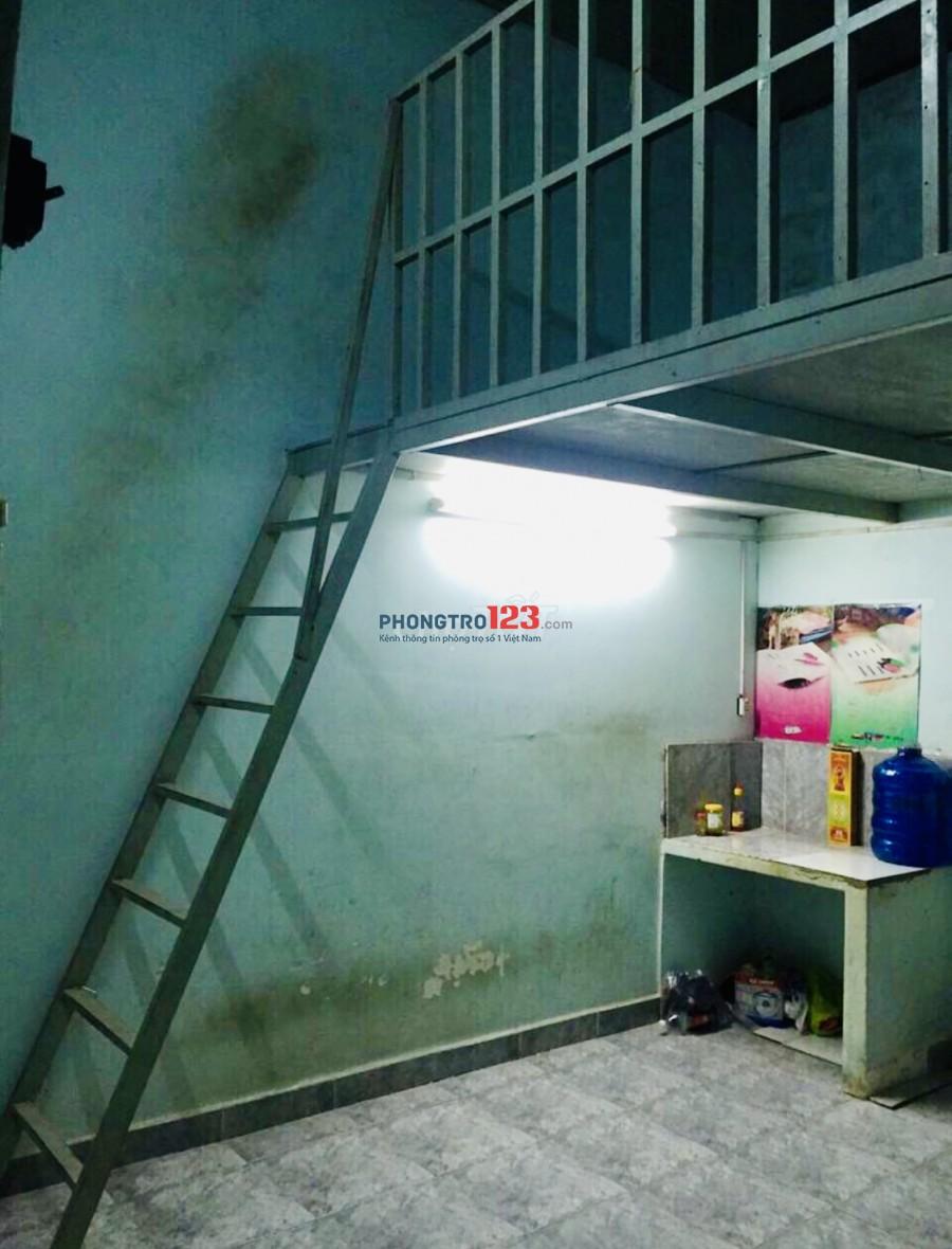 Cho thuê phòng trọ đường Lê Văn Khương quận 12 - An ninh yên tĩnh
