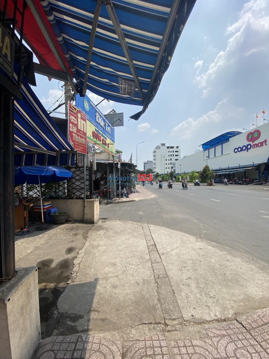 Chính chủ cho thuê MB kinh doanh 500m2 mặt tiền Nguyễn Kiệm P4 Q Phú Nhuận