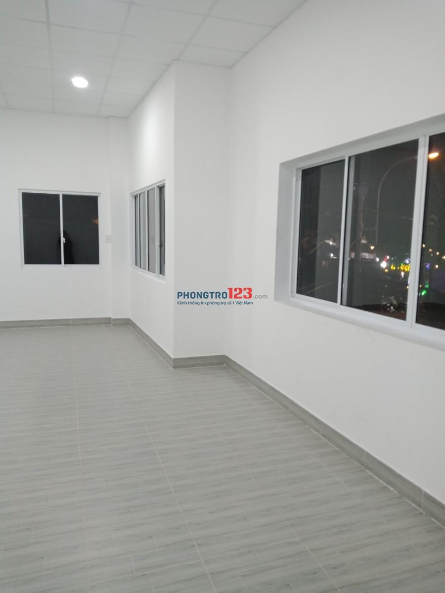 Cho thuê văn phòng tầng 1 56m2 tại 191 Hoàng Diệu 2 P Linh Trung Q TĐức giá 8tr/th