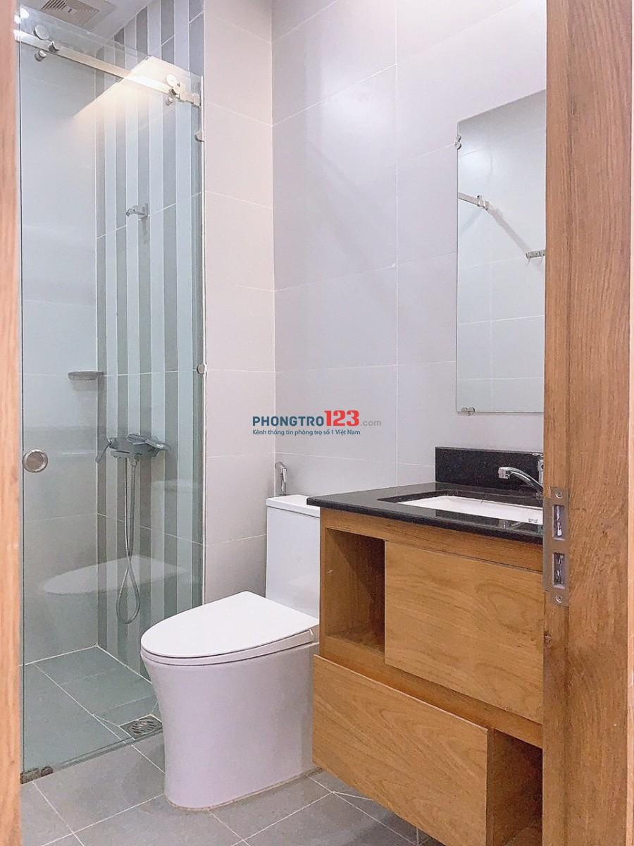 Căn hộ Studio rộng đẹp nội thất cao cấp Tân Bình Vero Homes. Tòa nhà chính chủ
