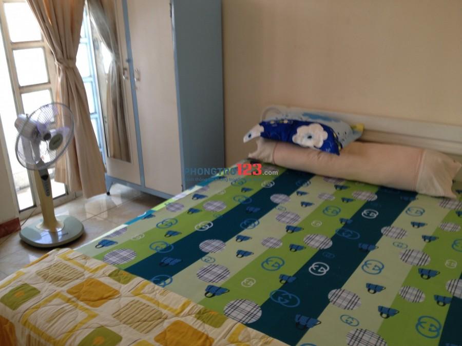 Phòng cho 1 nữ thuê đầy đủ tiện nghi 115/49/34 Lê Văn Sỹ, Phú Nhuận, 083.580.3079 cô Hoàng