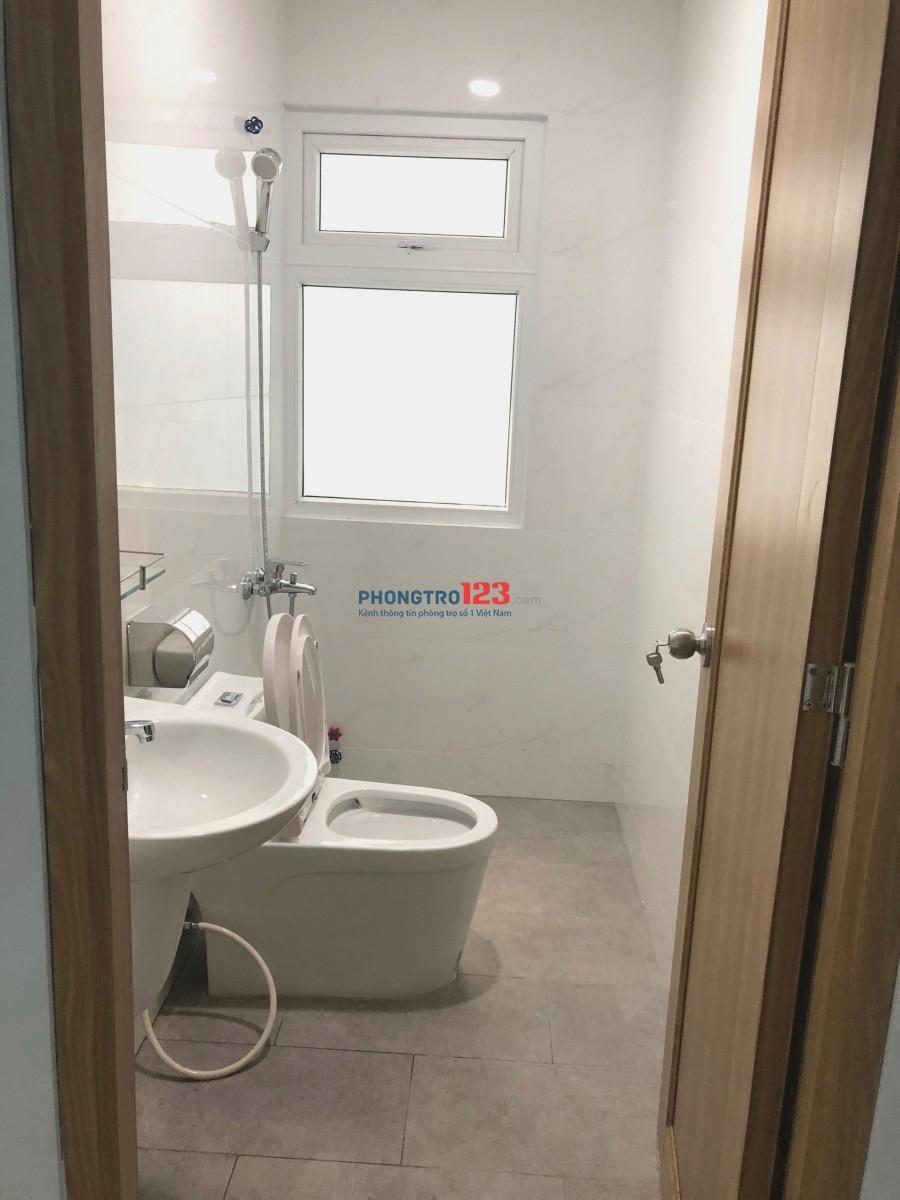 CHDV 25m² ban công, Full nội thất, ban công Nơ Trang Long, giá 4tr3