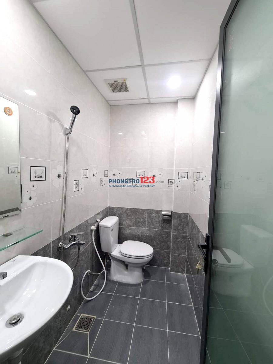 Phòng ban công 20m² full tiện nghi Hoàng hoa thám, Bình Thạnh giá 4tr