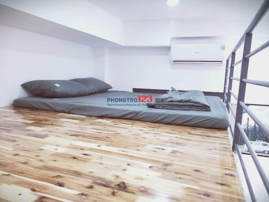 CHDV 25m² GÁC+ FULL nội thất+THANG MÁY Phan Đăng Lưu, PN giá 4tr3