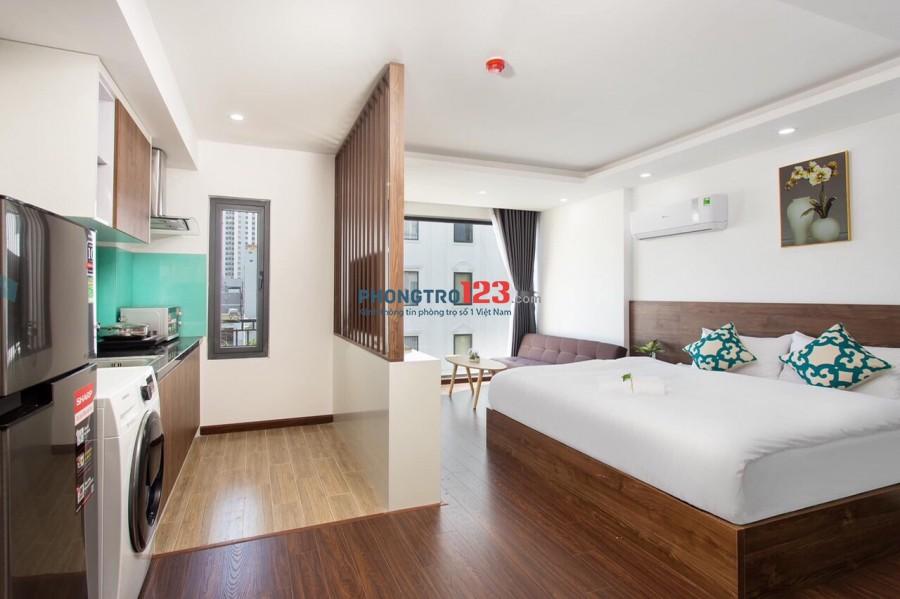 Cho thuê căn hộ giá tầm 3.5 triệu - thương lượng