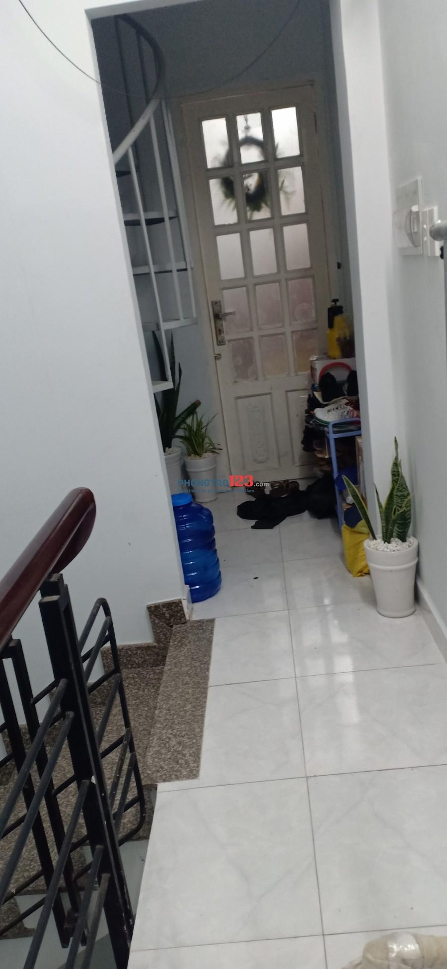 Cho thuê phòng trọ tại số 62 Bình Lợi Phường 13 quận Bình Thạnh