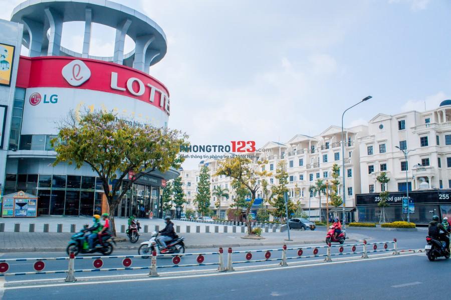 Phòng Trọ Gò Vấp (Nguyễn Văn Lượng) Đối diện Lotte Mart có Ban Công Cửa Sổ WC Riêng
