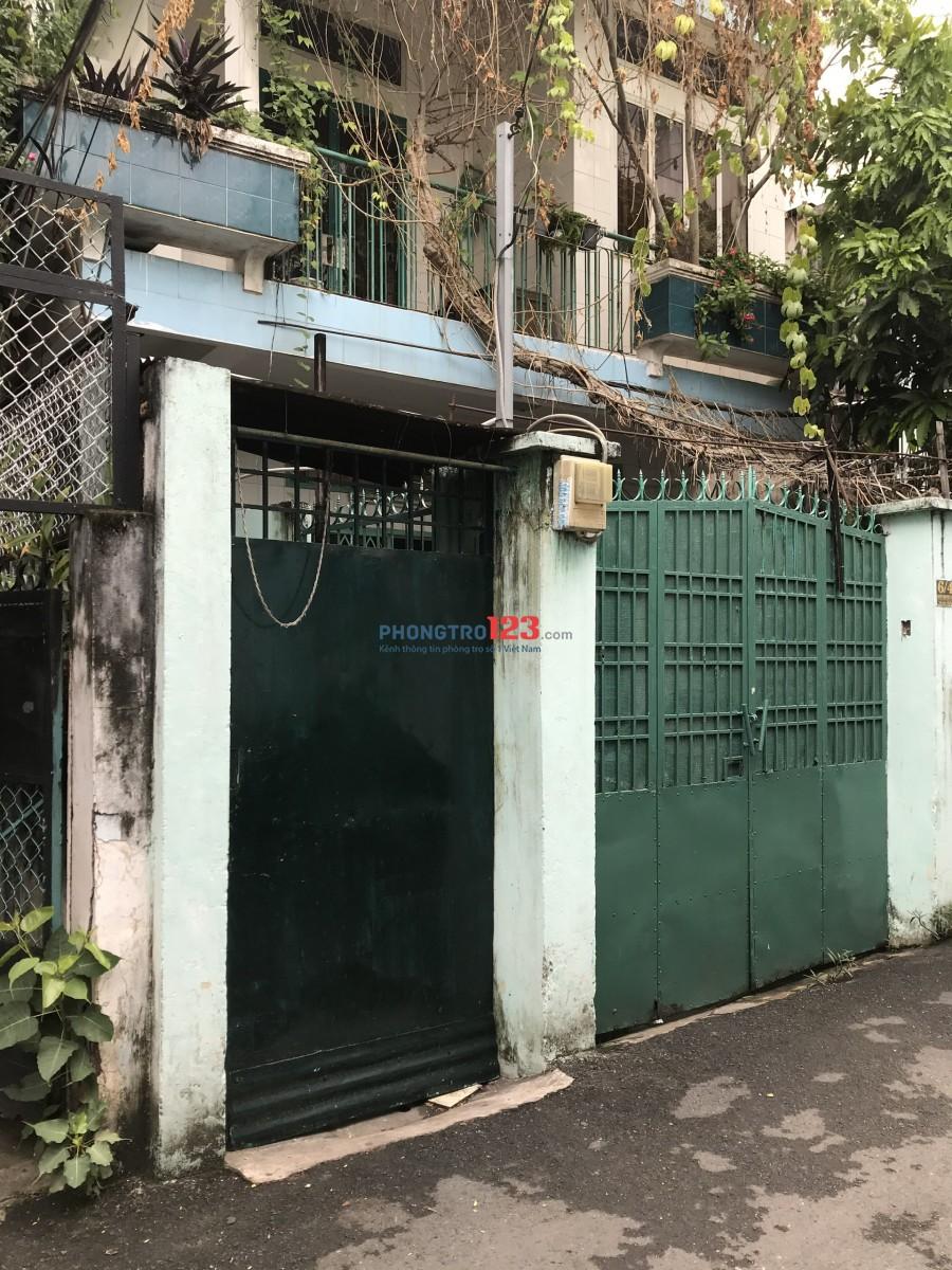 Nhà trọ 22 m2 giá rẻ quận Bình Thạnh