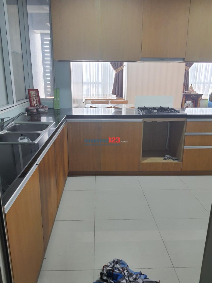 Cho thuê căn hộ Sunrise City quận 7, 2PN 99m2 căn góc, có nội thất, giá 15 triệu